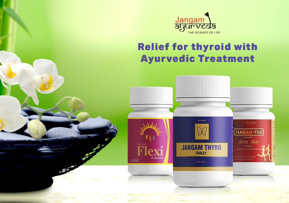 Thyroid treatment in ayurveda - Jangam Ayurveda